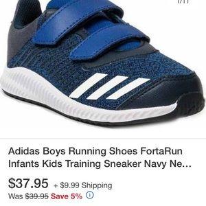 Le Adidas Bambino Correre Poshmark